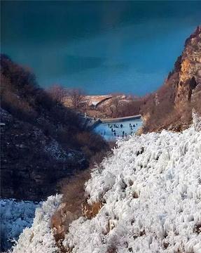 水帘峡风景区旅游景点攻略图