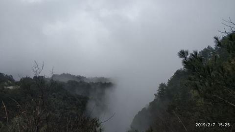天岳幕阜山旅游景点攻略图