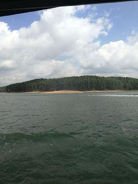 星岛湖旅游景点攻略图