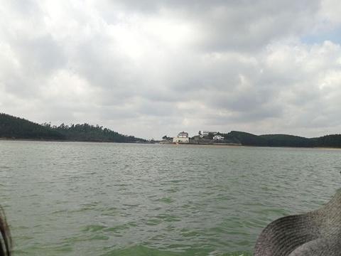 星岛湖旅游景点图片