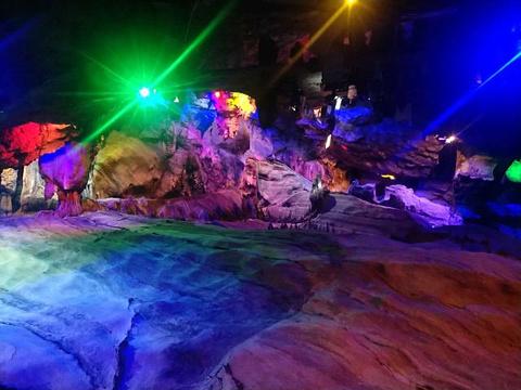 龙硿洞旅游景点攻略图