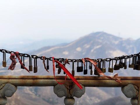 千灵山公园旅游景点攻略图