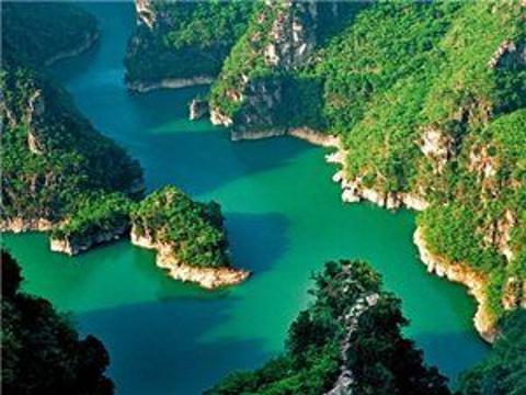 峰林峡旅游景点攻略图