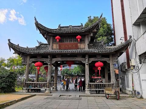 长汀红色旧址群旅游景点图片