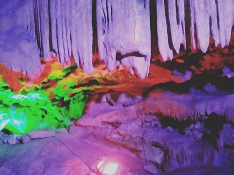 龙宫洞风景区旅游景点图片