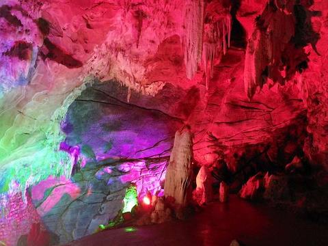 鱼龙洞旅游景点攻略图