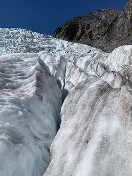 弗朗兹约瑟夫冰川旅游景点攻略图