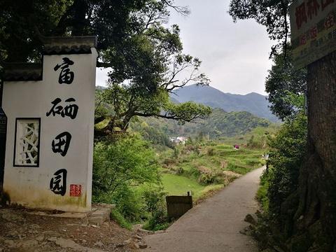 中国富硒第一村旅游景点攻略图