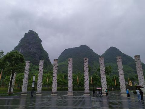 舜帝陵景区旅游景点攻略图
