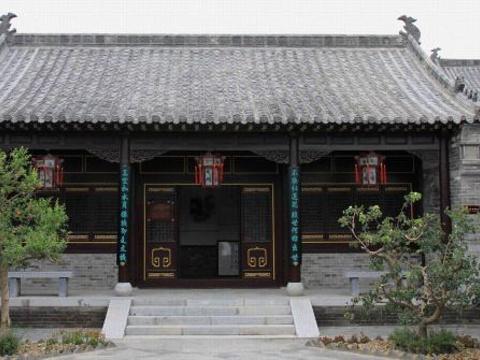 杜受田故居旅游景点图片