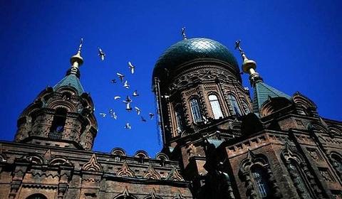 圣索非亚大教堂旅游景点攻略图