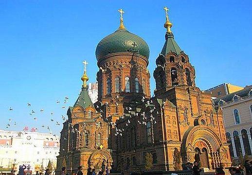 圣索非亚大教堂旅游景点图片