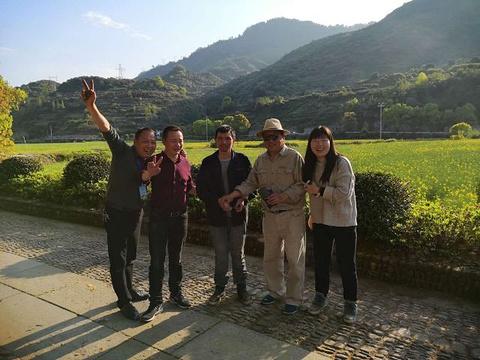 俞源太极星象村旅游景点攻略图