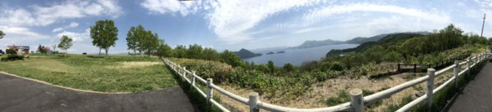 洞爷湖温泉旅游景点图片