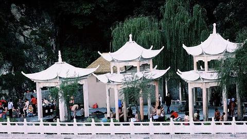 汤池温泉旅游景点攻略图