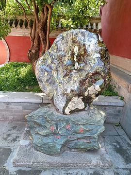 伏羲庙旅游景点攻略图