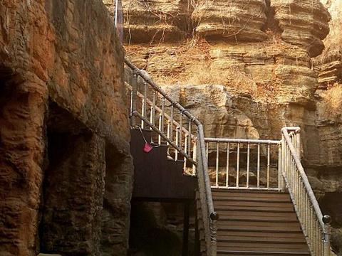 天谷·天然地下画廊旅游景点图片