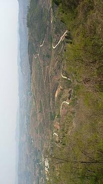 天上王城景区旅游景点攻略图