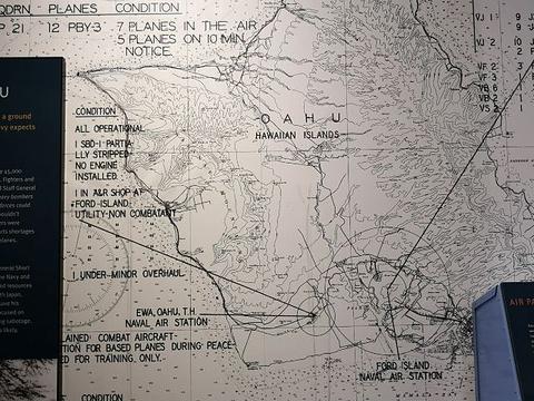珍珠港太平洋航空博物馆旅游景点图片