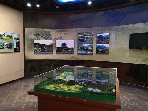 上甘棠博物馆旅游景点图片