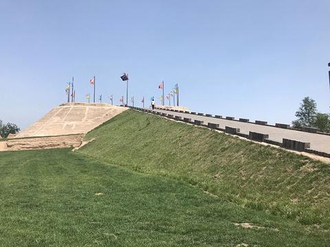 大沽口炮台遗址旅游景点攻略图