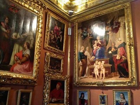 皮蒂宫旅游景点图片