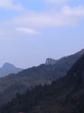 皇龙大峡谷旅游景点攻略图