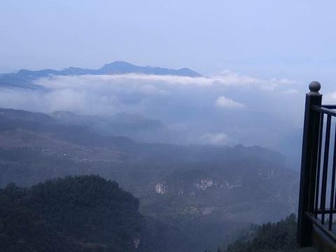 皇龙大峡谷旅游景点图片