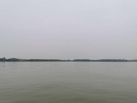 西沙明珠湖景区