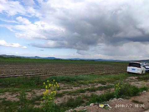 草原石人风景区旅游景点图片