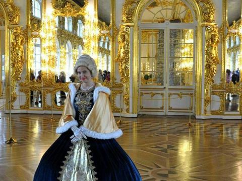 叶卡捷琳娜宫旅游景点图片