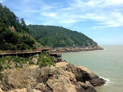 仙叠岩旅游景点图片